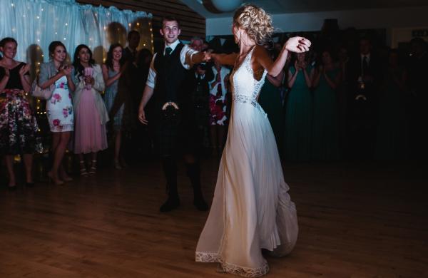 Isle of Harris wedding