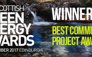 Green energy awards winners