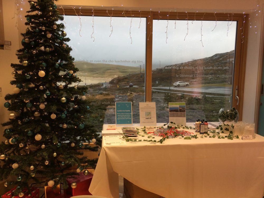 Christmas tree Talla na Mara