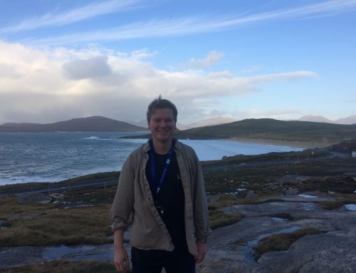 Staff Profile: Mark Crichton