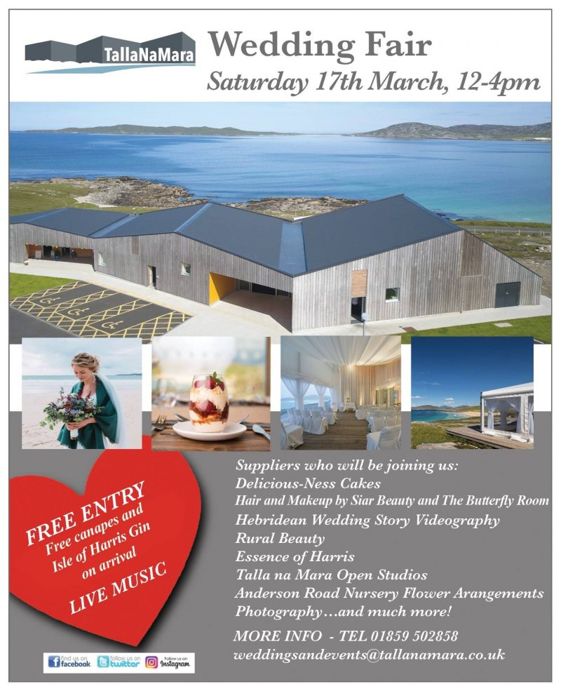Wedding Fair Isle of Harris