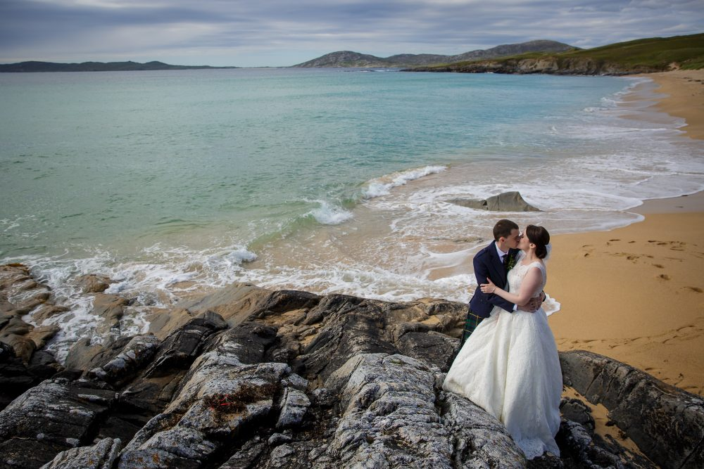 Isle of Harris Wedding
