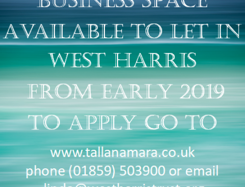Business Space Available in West Harris